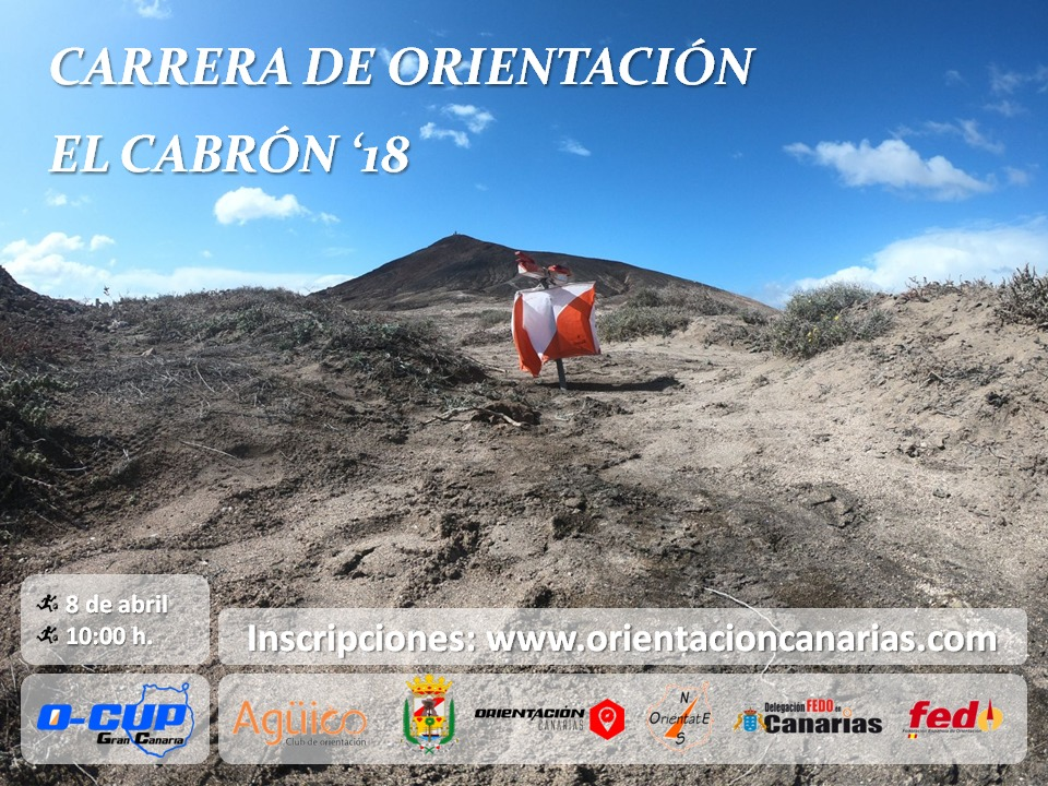 Orientación Canarias - O-Cup