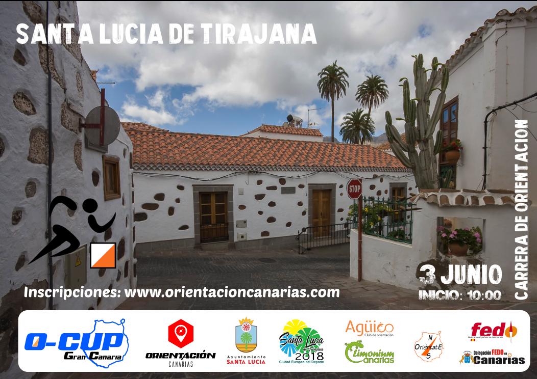 Publicado el Boletin 0 – Sta Lucía de Tirajana (O-CUP)