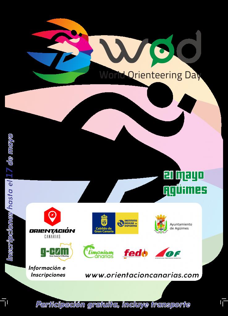 World Orienteering Day en Gran Canaria Orientación Canarias