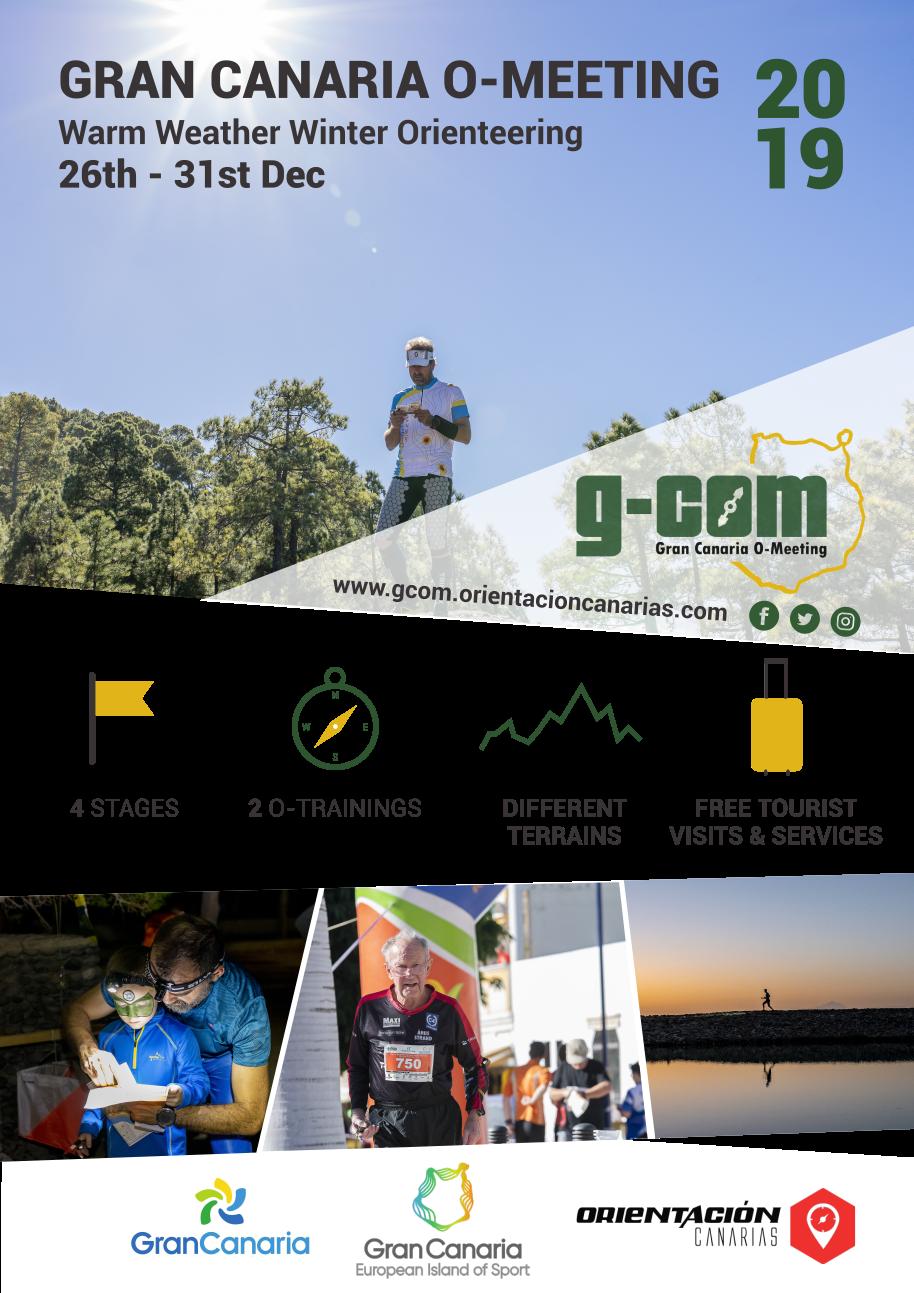Gran Canaria Orienteering Meeting 2019