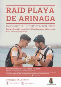 Cartel Raid Playa de Arinaga 2020
