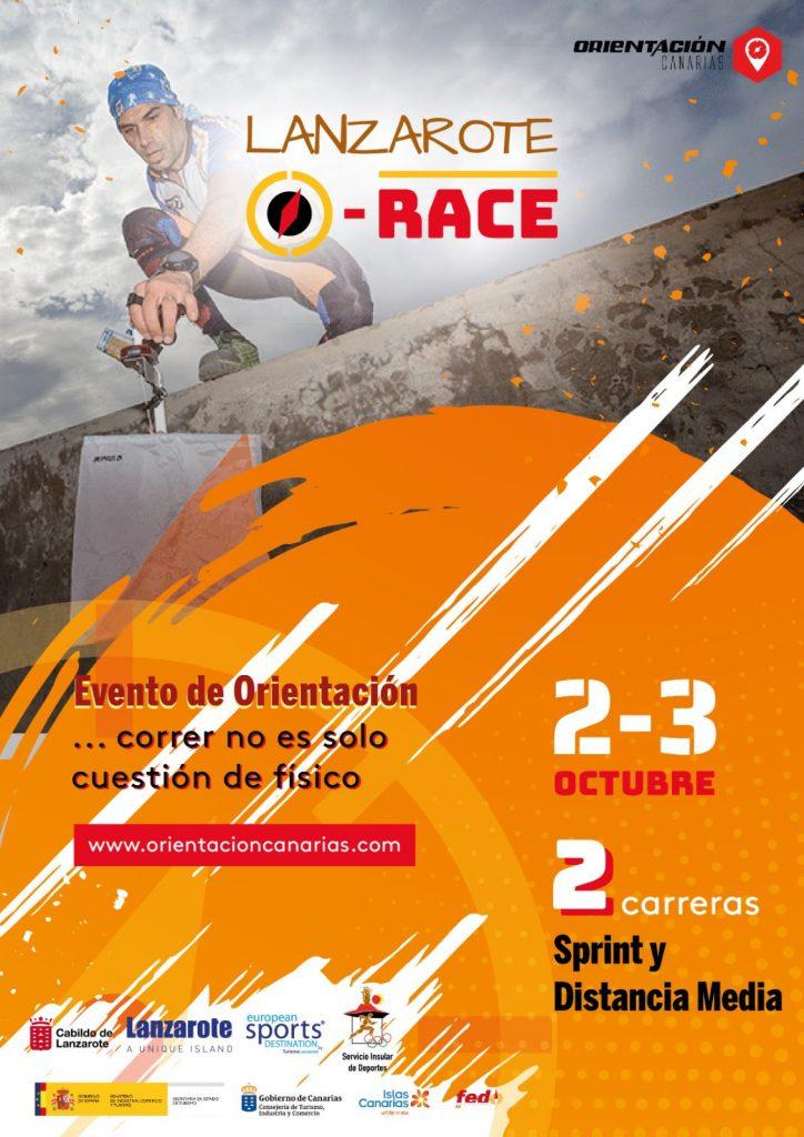 Lanzarote O-Race by Orientacion Canarias