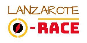 Logo Lanzarote O-Race by Orienteering Canarias