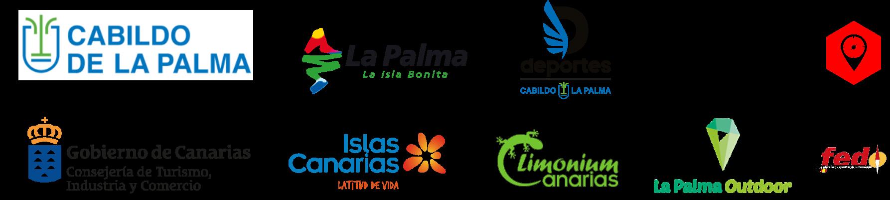Patrocinadores La Palma Paradise Cup by orientación canarias